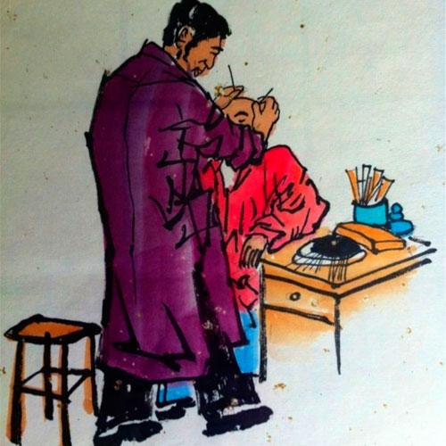 medicina xinesa i acupuntura tractament cancer